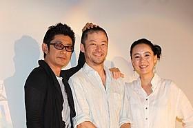 永瀬正敏、浅野忠信と河瀬直美監督「あん」