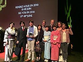 アヌシー国際アニメーション映画祭審査員賞を受賞「百日紅 Miss HOKUSAI」