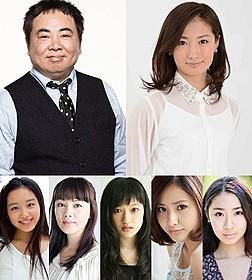 武田梨奈、青山美郷、遠谷比芽子、比嘉梨乃、田中美晴、三浦萌が出演「TOKYO CITY GIRL」