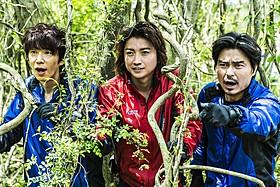タイアップキャンペーンは7月1日~8月31日まで「探検隊の栄光」