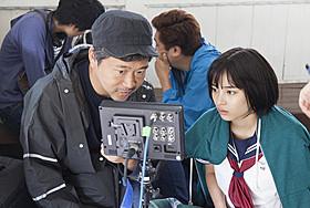 「海街diary」撮影現場での 是枝裕和監督と広瀬すず「海街diary」