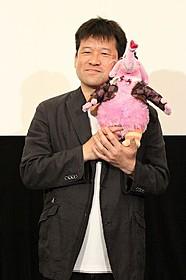 本作の参加で刺激をもらったと語る佐藤二朗「インサイド・ヘッド」