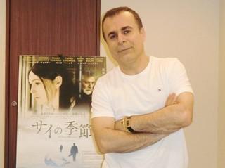 ニューヨークで製作する新作が待機中のバフマン・ゴバディ監督「サイの季節」