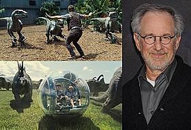 シリーズ最新作への強い思いを語ったスティーブン・スピルバーグ監督「ジュラシック・パーク」