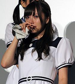 公開初日に大粒の涙を見せた白石麻衣「悲しみの忘れ方 DOCUMENTARY of 乃木坂46」