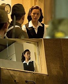 武力に屈さない女性を演じた戸田恵梨香「日本のいちばん長い日」