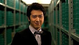 番組の第1弾ナビゲーターを務める尾上松也「日本のいちばん長い日」