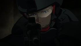 中村悠一が演じるクラヴィス・シェパード「虐殺器官」