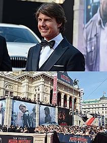 ウィーン国立歌劇場が「ミッション:インポッシブル」一色に!「ミッション:インポッシブル」