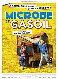 ゴンドリーの新作「Microbe et Gasoil」ポスター「ぼくの伯父さんの休暇」