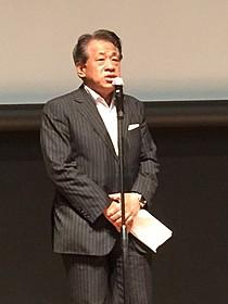 椎名保ディレクタージェネラル「ザ・ウォーク」