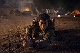 「メイズ・ランナー2 砂漠の迷宮」場面写真「メイズ・ランナー」