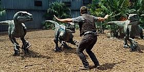 人間と恐竜の共存を図るオーウェン「ジュラシック・ワールド」