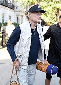 撮影現場に現れたビル・マーレイ「ゴーストバスターズ」