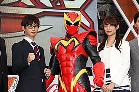 トークイベントに出席した千葉雄大と山本美月「Mr.マックスマン」