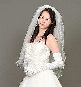 「結婚式の前日に」に主演する香里奈