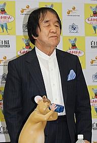 東京での会見に出席した白組・島村達雄氏「GAMBA ガンバと仲間たち」