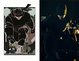 マーベルコミックのダークヒーローを完全再現!「デアデビル」