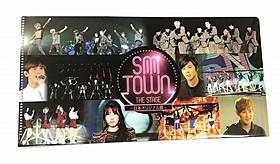 1週目特典のオリジナルチケットホルダー「I AM. SMTOWN LIVE WORLD TOUR IN MADISON SQUARE GARDEN」