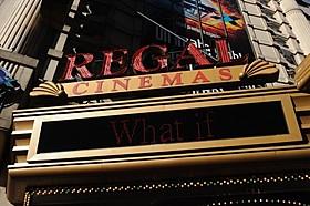 全米最大の映画館チェーン「リーガル・シネマズ」
