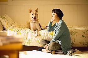 「犬に名前をつける日」に主演する小林聡美「犬に名前をつける日」