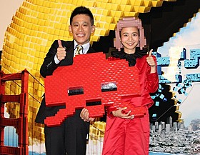 本国からの高評価に歓喜した柳沢慎吾「ピクセル」