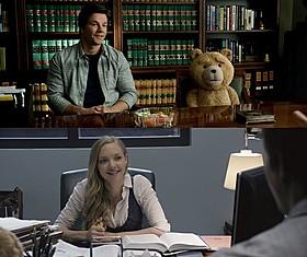 お気楽な2人は裁判を無事乗り越えられるのか?「テッド2」