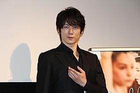 舞台挨拶に立った宮尾俊太郎「バレエボーイズ」