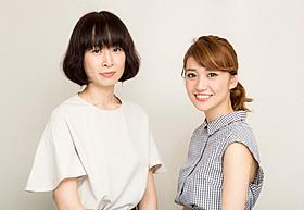 「ロマンス」に主演した大島優子とタナダユキ監督「ロマンス」