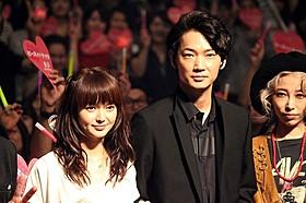 キスシーンに挑んだ多部未華子と綾野剛「ピース オブ ケイク」