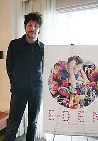 実業家の顔も持つ フェリックス・ド・ジブリ「EDEN エデン」