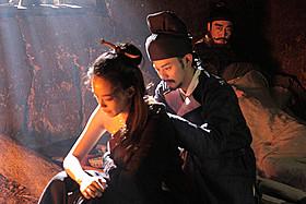「黒衣の刺客」の一場面「黒衣の刺客」