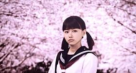 映画初主演を飾る山本舞香「桜ノ雨」