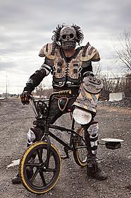 自転車で行くぜ「ターボキッド」