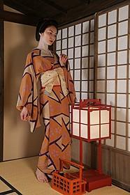 子持ちの女郎・お滝を演じる秋元才加「赤ひげ」
