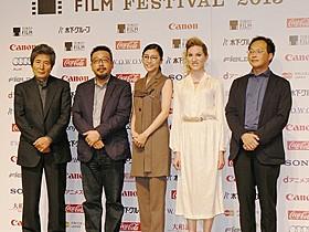 第28回東京国際映画祭は10月22日開催!「FOUJITA」