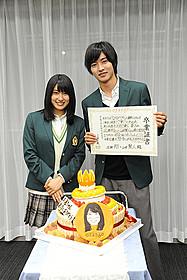 「まれ」から数えて1年間、 共演した土屋太鳳&山崎賢人「orange オレンジ」