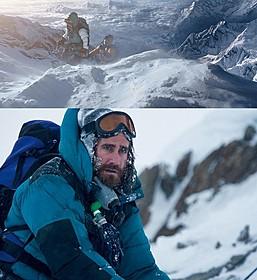 キャスト陣は、実際にエベレストでの撮影を体験「エベレスト 3D」