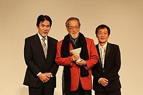 三船敏郎賞を受賞した仲代達矢「母べえ」