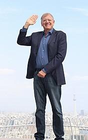 来日したロバート・ゼメキス監督「ザ・ウォーク」