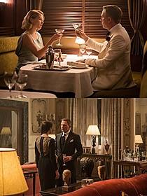 """""""最高のラブソング""""が、映画を盛り上げる「007 スペクター」"""