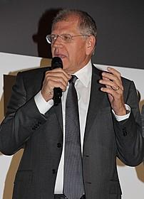 ロバート・ゼメキス監督、東京国際映画祭に降臨!「ザ・ウォーク」