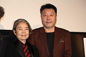 ティーチインに臨んだ原田眞人監督と樹木希林「わが母の記」