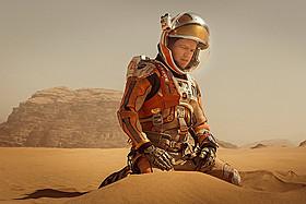 マット・デイモンが火星に取り残された 宇宙飛行士を演じる「オデッセイ」「オデッセイ」