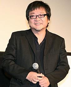 ティーチインを行った細田守監督「バケモノの子」