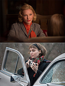 オスカー候補も期待される愛のドラマ 「キャロル」が16年2月11日公開「キャロル」