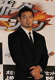 初の芸能イベントに緊張気味の五郎丸歩選手「トランスポーター」