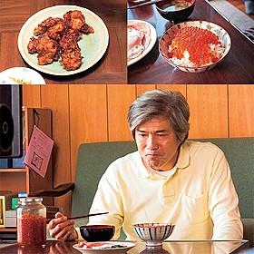 プロ級の料理の腕前を披露した佐藤浩市「起終点駅 ターミナル」