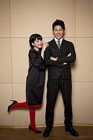 鈴木亮平と永野芽郁「好きだ、」