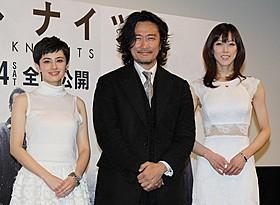 女性からの支持に納得の紀里谷和明監督「ラスト・ナイツ」
